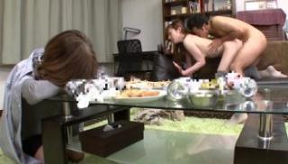 [BTH-052] Lừa vợ uống say rồi địt nhau với chị vợ